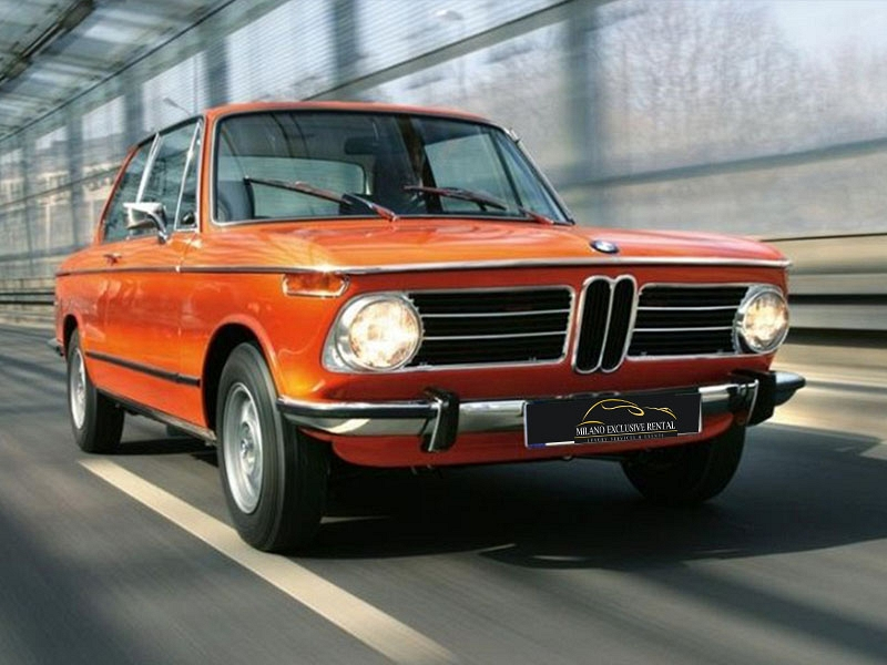 Bmw 2002 TII coupè
